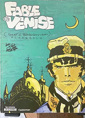 9782203334052: Corto Maltese : Fable de Venise