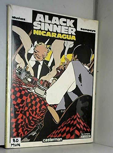 9782203334373: Alack Sinner: Nicaragua