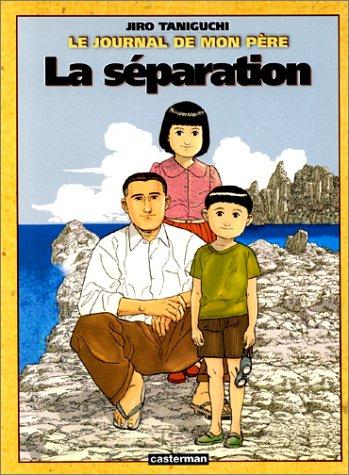 9782203334823: Le Journal de mon père, tome 2 : La Séparation