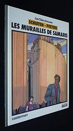 9782203335134: Les Cités Obscures, tome 1 : Les Murailles de Samaris