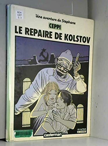 9782203335325: Stéphane Clément : Le repaire de Kolstov