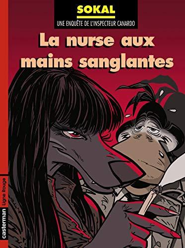 9782203335530: Canardo, tome 12 : La Nurse aux mains sanglantes