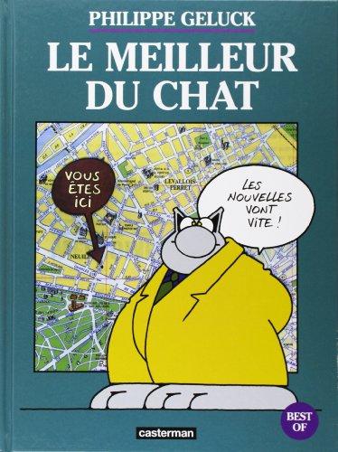 9782203340091: Le Meilleur Du Chat