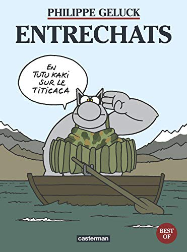 Le Chat : Entrechats (Geluck 48p)