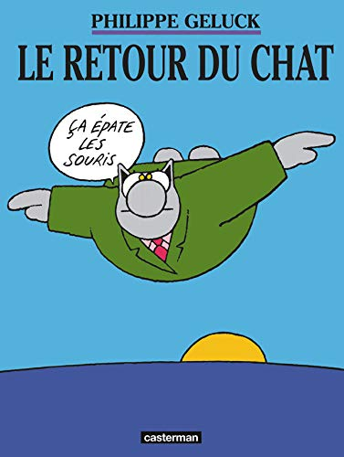 Tintin: Le Retour Du Chat (French Edition): Philippe Geluck