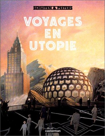 9782203343139: Voyages en utopie (Schuiten Biblio)