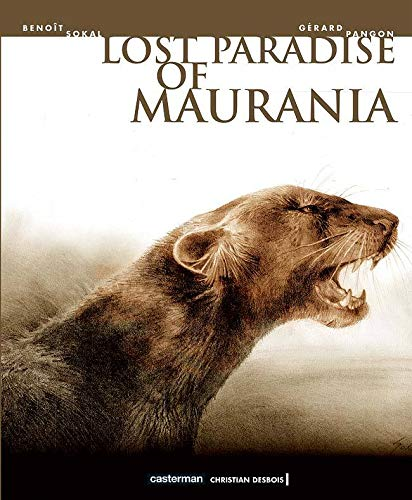 Lost Paradise of Maurania (French Edition): Benoît Sokal