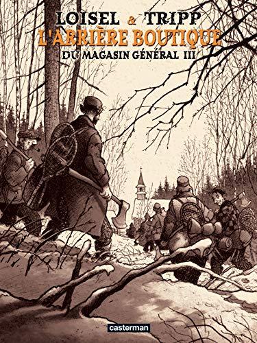 9782203348110: L'arrière boutique du Magasin général, Tome 3 : Les hommes : Artbook