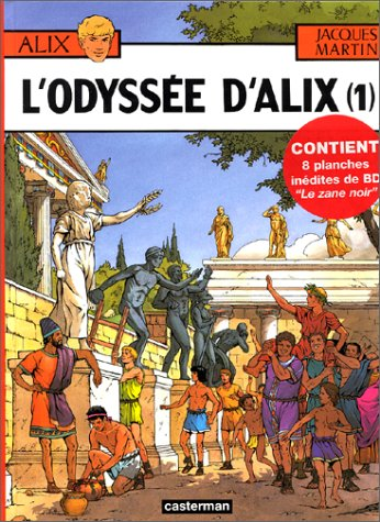 9782203349117: L'Odyssée d'Alix, tome 1