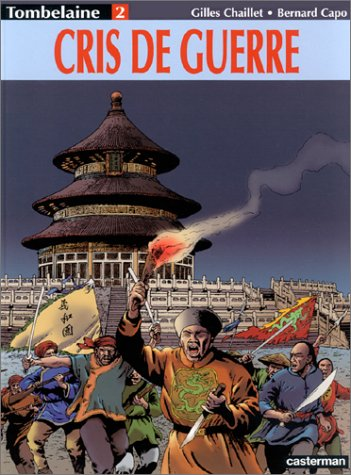 9782203356719: Tombelaine, tome 2 : Cris de guerre (French Edition)