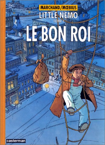 9782203364059: Little nemo t1 - le bon roi