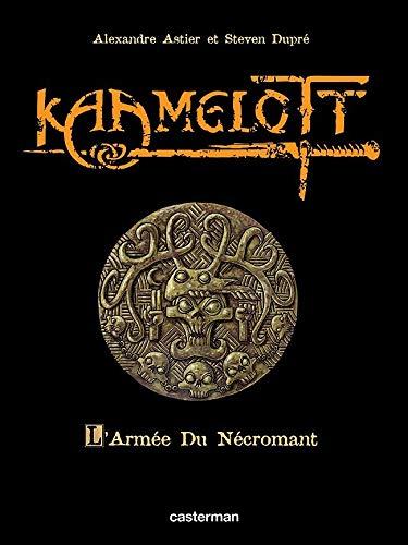9782203370166: Kaamelott, Tome 1 : L'Armée du Nécromant : Edition collector