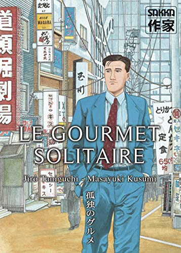 9782203373341: Le gourmet solitaire (French Edition)