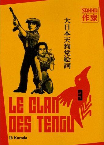 9782203373365: Le clan des Tengu, Tome 3 :