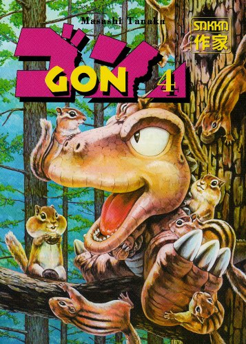9782203373945: Gon Tome 4 (French Edition)