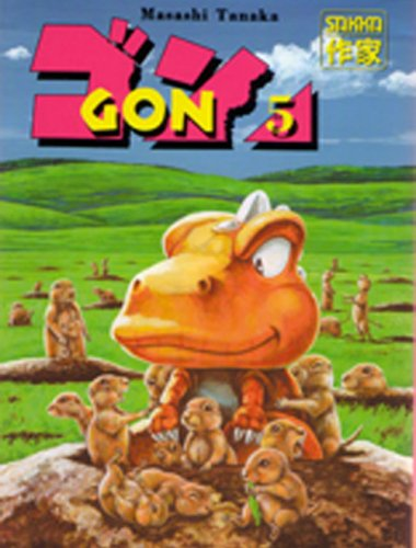 9782203373952: Gon, Tome 5 (French Edition)