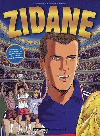 9782203376052: Zidane En BD