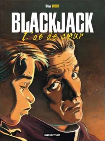 9782203389854: Blackjack, tome 3 : L'As de coeur