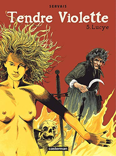 9782203390058: Tendre Violette, tome 5 : Lucye