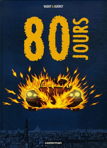 9782203391543: 80 Jours (French Edition)