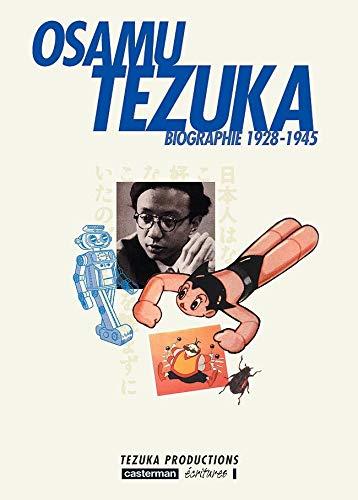 9782203396135: Osamu Tezuka Biographie 1928-1945