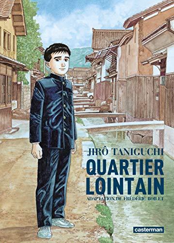 Quartier lointain - Intà grale (French Edition): Jiro Taniguchi