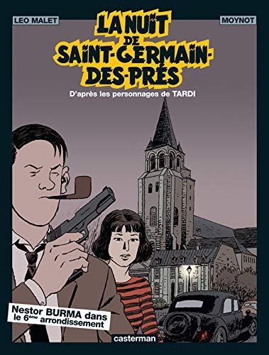 Nestor Burma : La nuit de Saint-Germain-des-Prés: Moynot