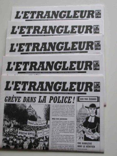 9782203399136: L'étrangleur, N° 1, Mars 2006 :