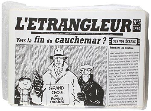 9782203399174: Journal de Tardi T.5 l'Etrangleur