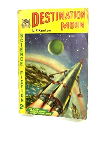 9782203403451: Destination Moon