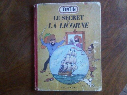 9782203419100: Le Secret de la licorne