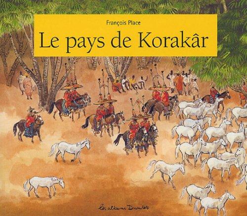 9782203554030: Le pays de Korak�r