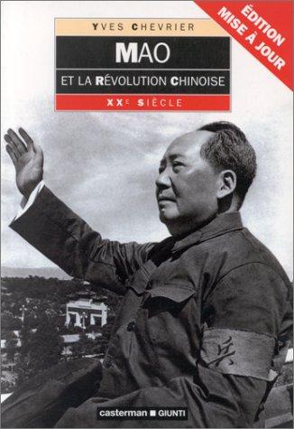 9782203610033: Mao et la r�volution chinoise