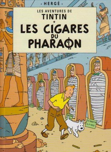 9782203700635: Tintin Cigares Pharaon Op Ete 2006
