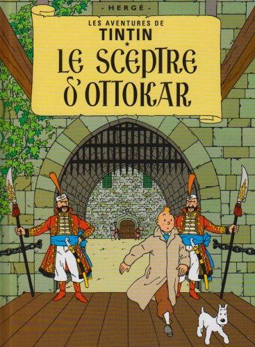 9782203700659: Tintin Sceptre Ottokar Op Ete 2006