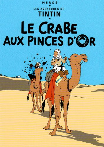 9782203700666: Tintin Crabe Pinces Or Op Ete 2006