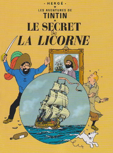 9782203700673: Tintin Secret Licorne Op Ete 2006 (French Edition)