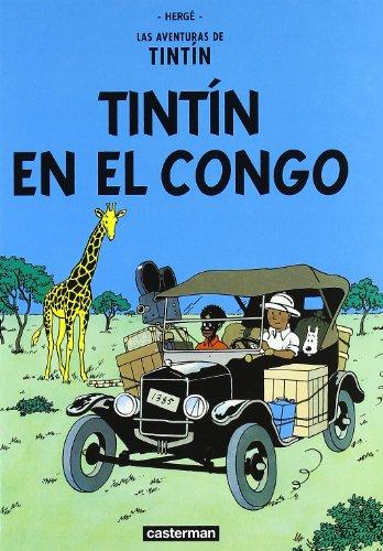 9782203751231: En El Congo/ in the Jungle (Tintin) (Spanish Edition)