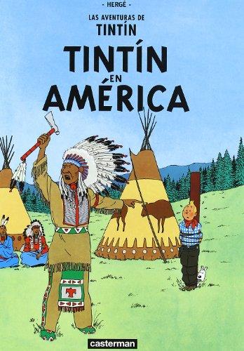 9782203751286: Tintin En America/ Tintin in America (Spanish Edition)