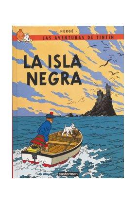 9782203751309: Las aventuras de Tintín6La isla negra
