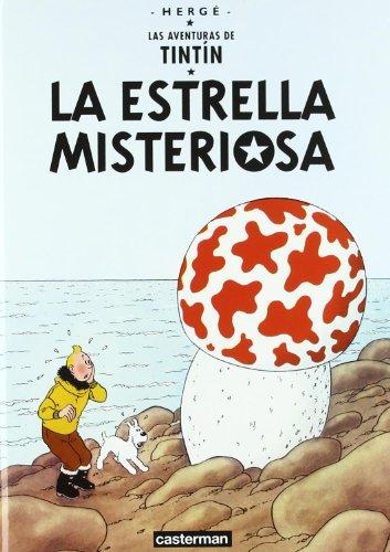 9782203751361: Las aventuras de Tintin : La estrella misteriosa