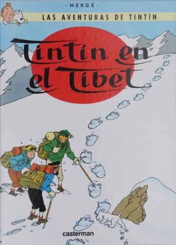 9782203751750: Titin En El Tibet/ Tintin in Tibet (Spanish Edition)