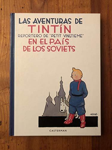 9782203752016: En El Pais De Los Soviets 1930/ in the Country of the Soviets 1930 (Tintin Facsimil) (Spanish Edition)