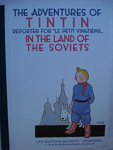 """The Adventures of TinTin, Reporter for """"Le: Herge"""