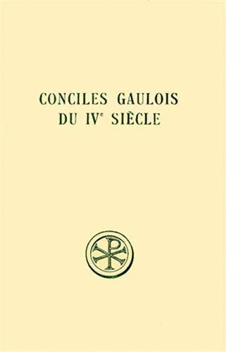 9782204012003: Conciles gaulois du IVe si�cle