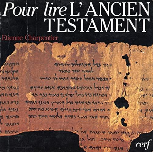 9782204016186: Pour lire L' ANCIEN TESTAMENT