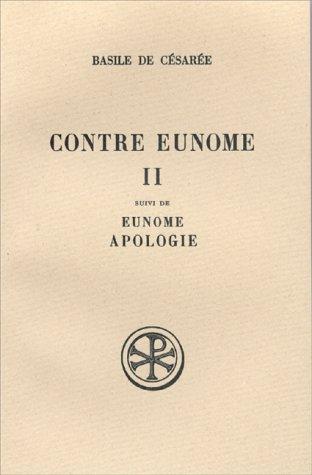 9782204021197: Contre Eunome, tome 2