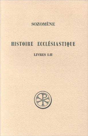 9782204021357: Histoire ecclésiastique (Sources chrétiennes) (French Edition)