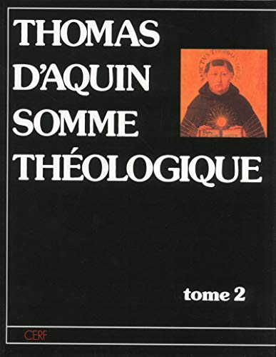 9782204022309: SOMME THEOLOGIQUE. Tome 2