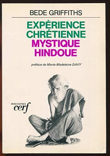 9782204023627: Exp�rience chr�tienne, mystique hindoue
